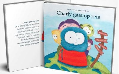 Prentenboek: Charly gaat op reis