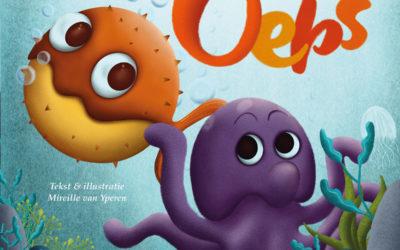 Nieuw prentenboek OEPS!